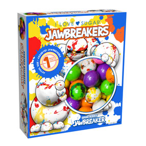 Assorted Color Jawbreakers