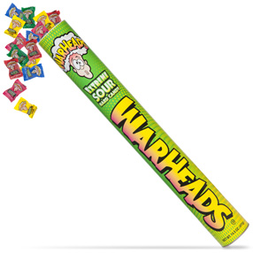 Giant Warheads Tube