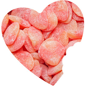 Haribo Peach Slices