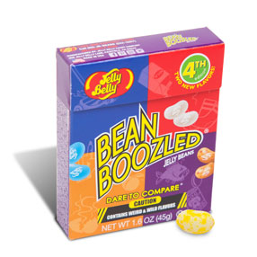 Bean Boozled 4th Edition Refill Pack