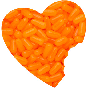 Orange Mike and Ike