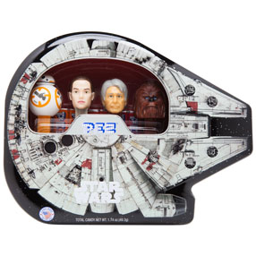 Star Wars Millennium Falcon Tin 073621001220