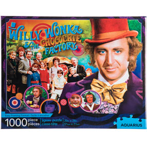 Willy Wonka and the Chocolate Factory Puzzle