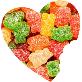 Sour Gummy Bears Bulk