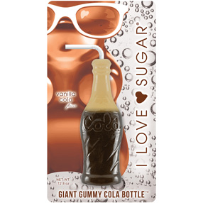 Giant Gummy Cola Bottle